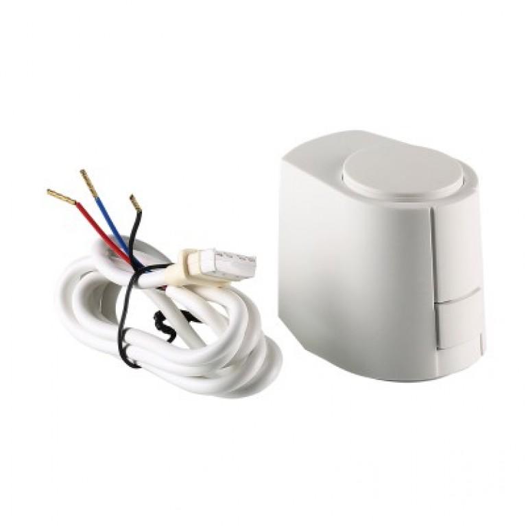 Сервопривод электротермический аналоговый, нормально закрытый, 24 / 0–10 В М30 x 1,5, 24 / 0–10 В