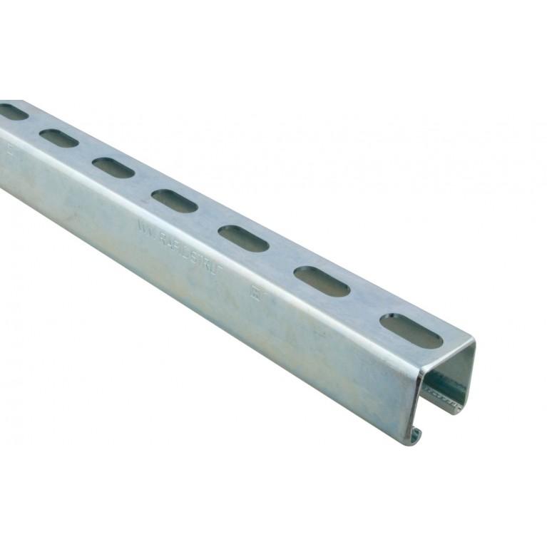 Профиль монтажный Walraven BIS RapidStrut 41x41x2,5мм 3м
