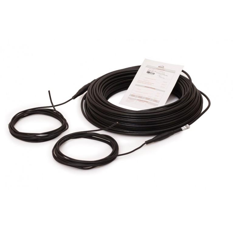 Нагревательный кабель для систем снеготаяния WOKS 23 1320Вт 58 м