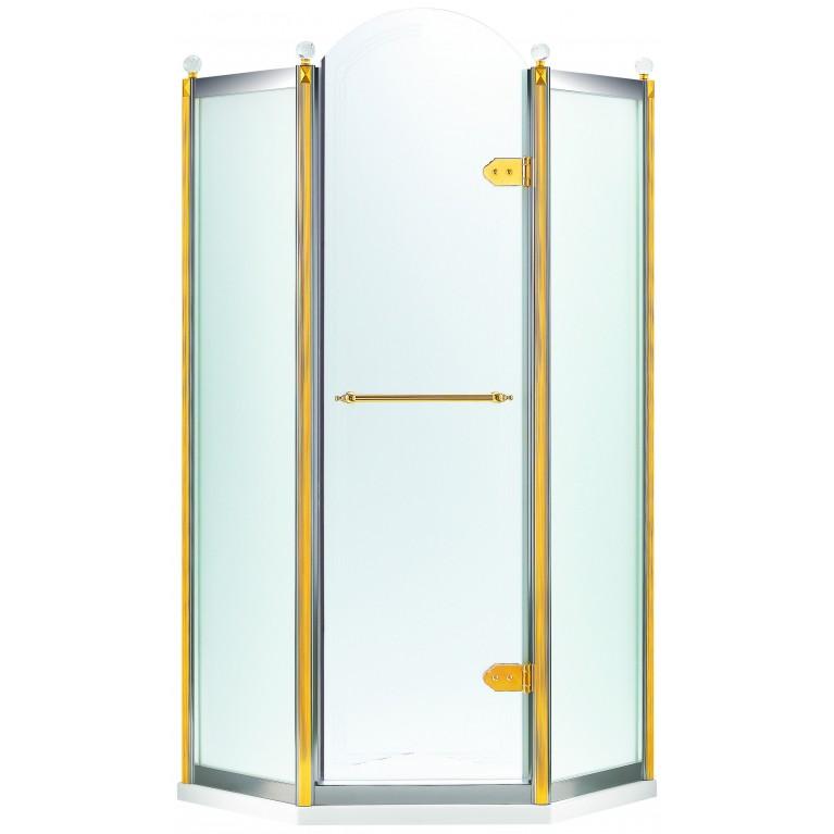 GRAND TENERIFE Combi Кабина пятиугольная с распашной дверью, фото 1