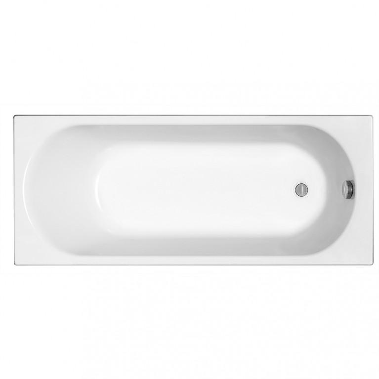 OPAL PLUS ванна 150*70см без панели (гидром. система эконом)