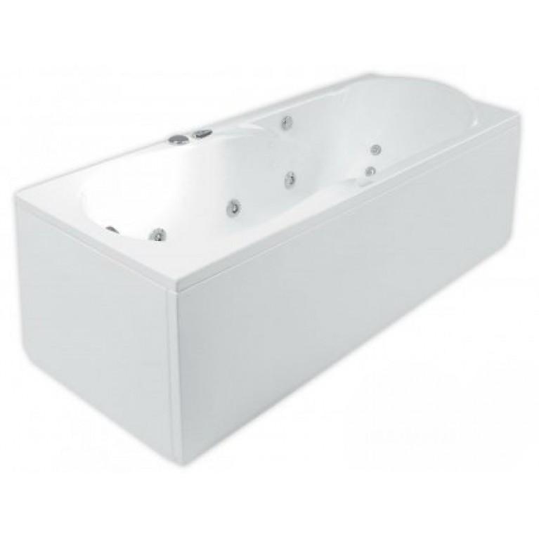 MUZA ванна 150*75 + рама