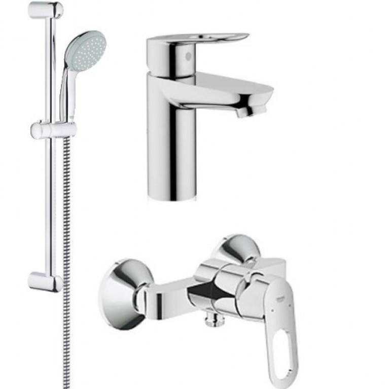 Набор BauLoop в душ кабину (23159000+32816000+27598000), фото 1