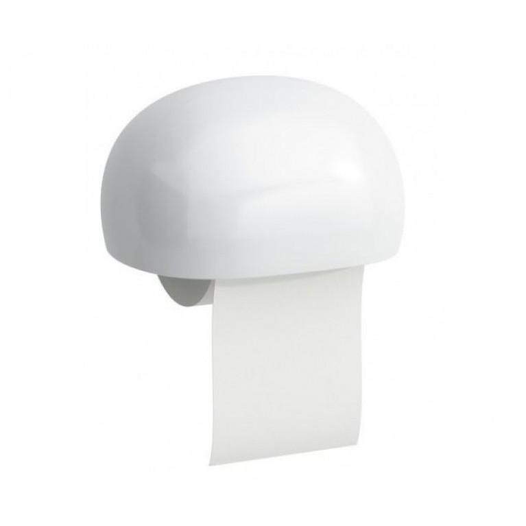 ALESSI ONE держатель для туалетной бумаги, с крышкой