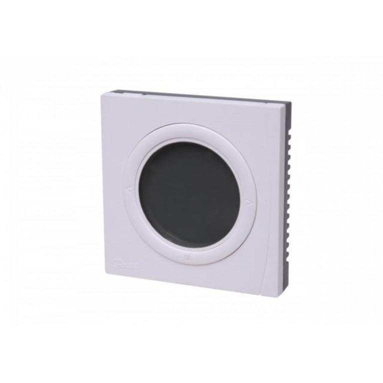 Danfoss Терморегулятор BasicPlus2 WT-D 5-35, электронный, 230V, 86 х 86мм, In-Wall, белый 088U0622, фото 3