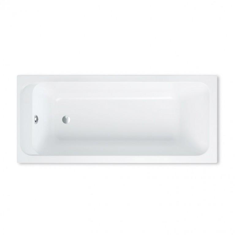 ARCHITECTURA ванна 150 *70см, цвет white alpin, фото 1