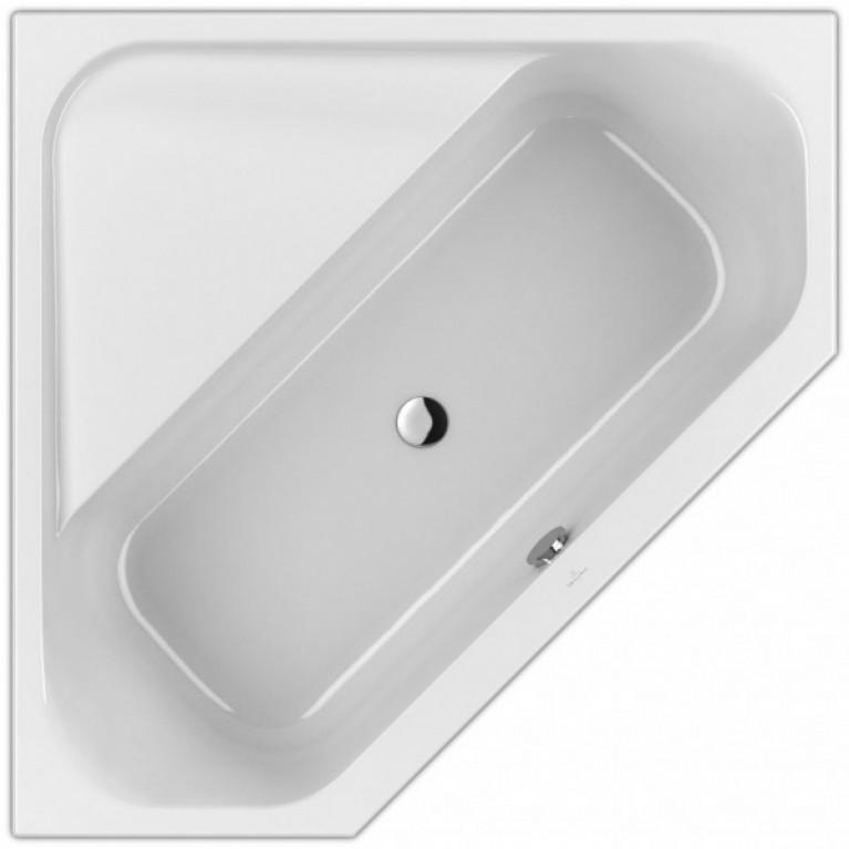 LOOP&FRIENDS ванна 140*140см, нестандартной внутренней формы, цвет белый альпин