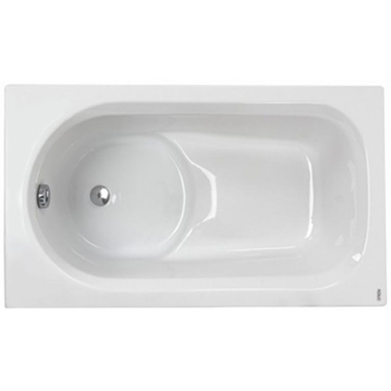 Купить DIUNA ванна прямоугольная 120*70 см, белая, с ножками SN7 у официального дилера KOLO Украина в Украине