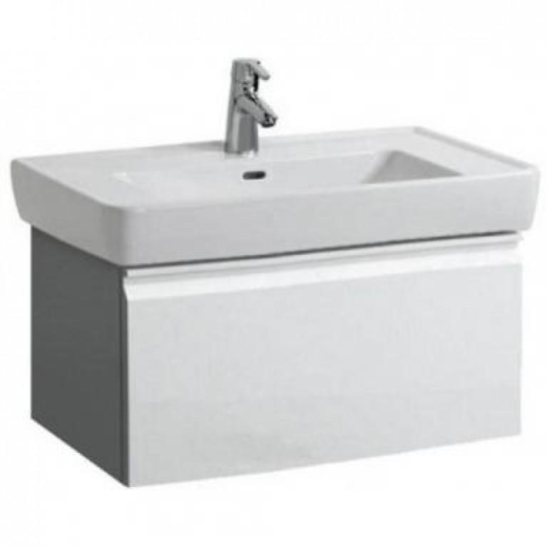 PRO тумба 77*45см под умывальник 813956 (цвет белый)
