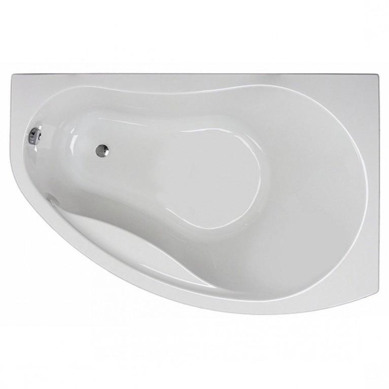 Купить PROMISE ванна асимметричная 150*100 см, правая, белая, с ножками SN7 у официального дилера KOLO Украина в Украине