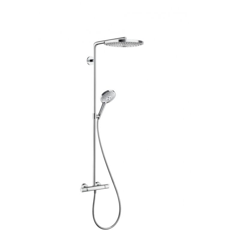Raindance Select S 300 2jet Showerpipe Душевая система с Термостатом