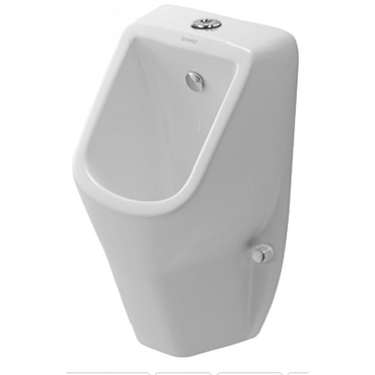 D-CODE писсуар 57*28*29см, настенный, подача воды сверху