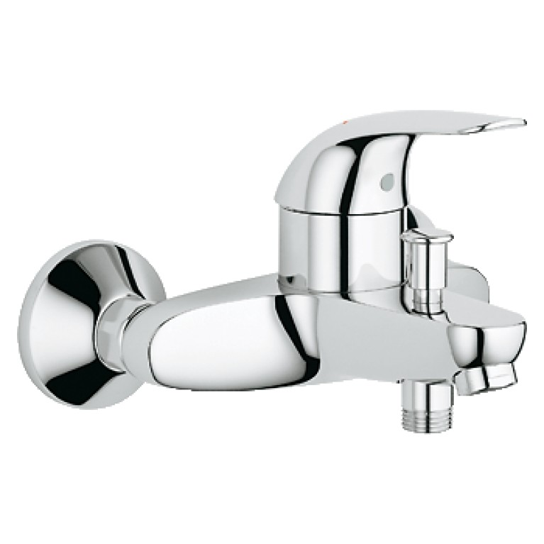 Euroeco Смеситель для ванны, однорычажный, фото 1