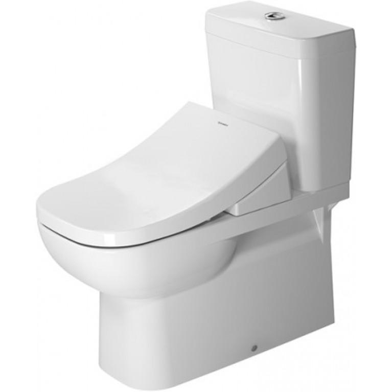 DCODE унитаз напольный 36*69,5см для сиденья Senso Wash