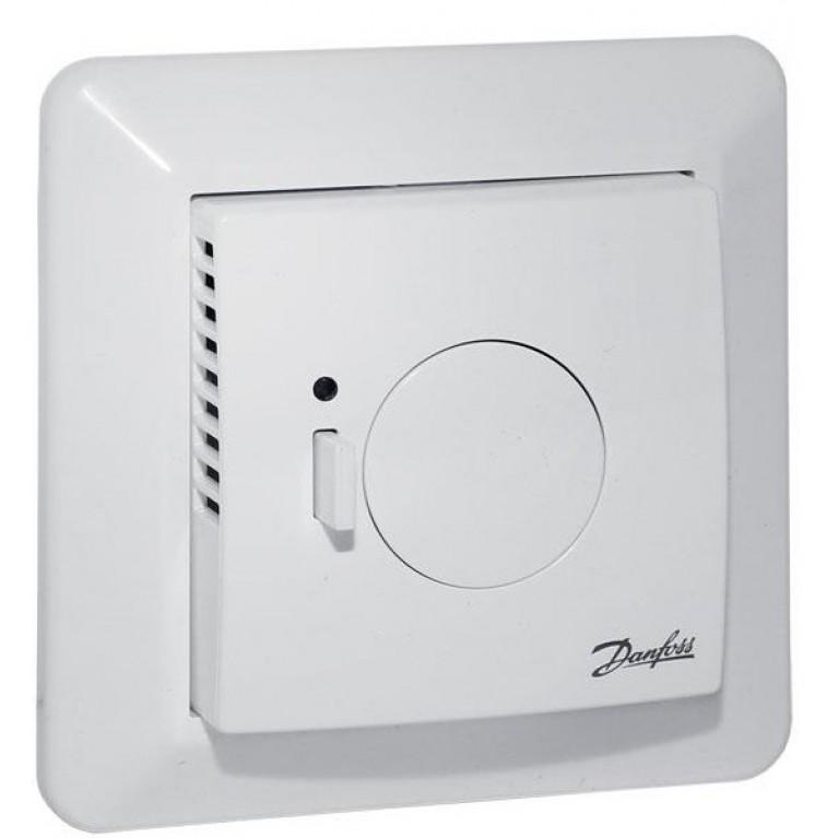 Danfoss Умный терморегулятор Link FT, механический, для эл.теплого пола, макс. 16А