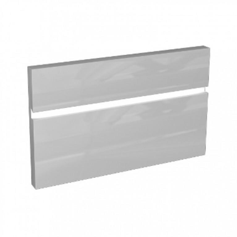DOMINO фасад к шкафчику универсальному с выдвижным ящиком 60*37*48,5 см белый глянец (пол.)