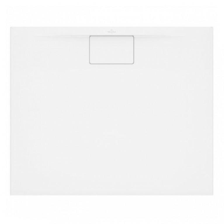 ARCHITECTURA поддон 90*80см душевой, акриловый, противоскользящий, белый альпин
