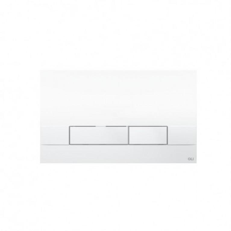 Narrow Olipure Панель, белая