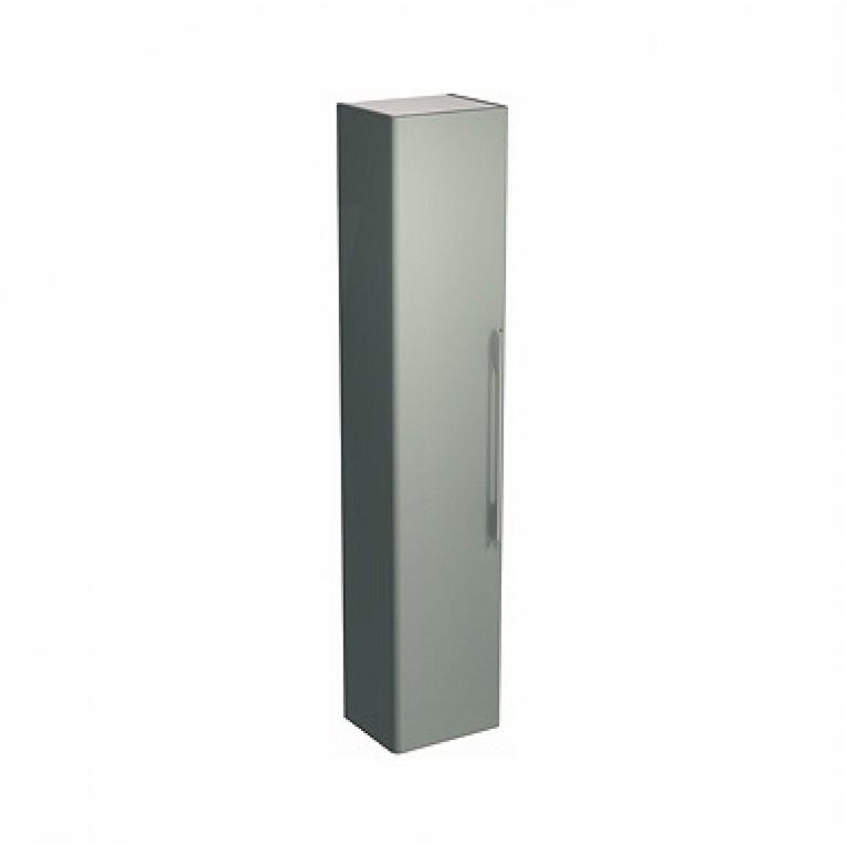 TRAFFIC шкафчик боковой высокий 36*180*29,5 см,платиновый глянец (пол.)