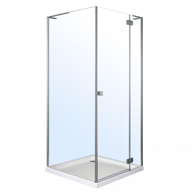 BENITA Right душ кабина квадратная 900*900*2000мм, поддон (PUF) 5 см, фото 1