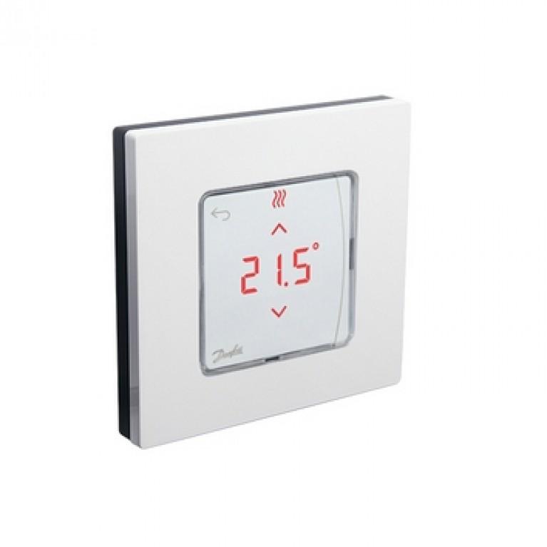 Danfoss Терморегулятор Icon Display, электронный, сенсорный, программируемый 088U1015, фото 2