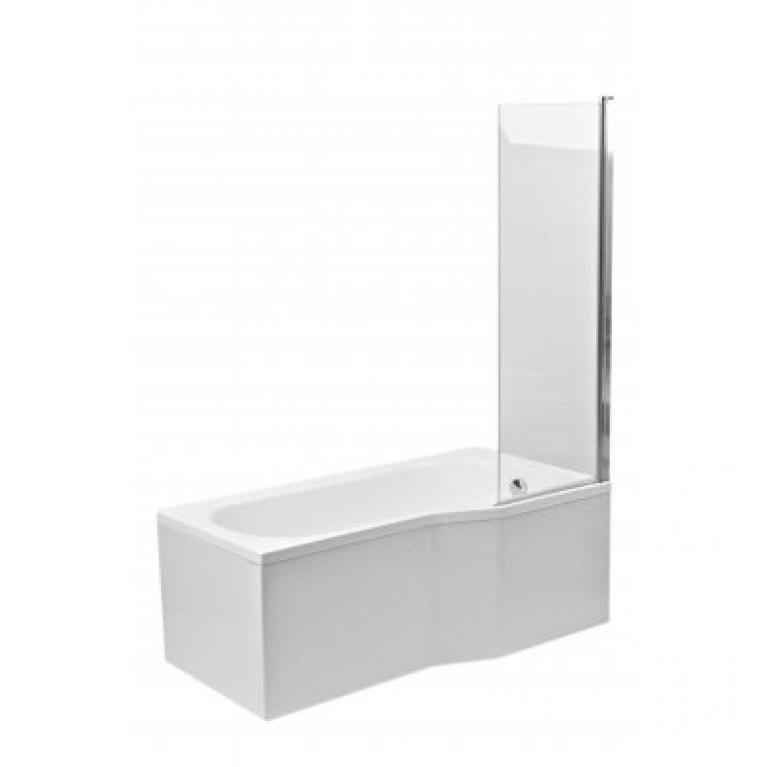 Купить FIORD ширма для ванны хром (версия правая) у официального дилера POOL SPA в Украине