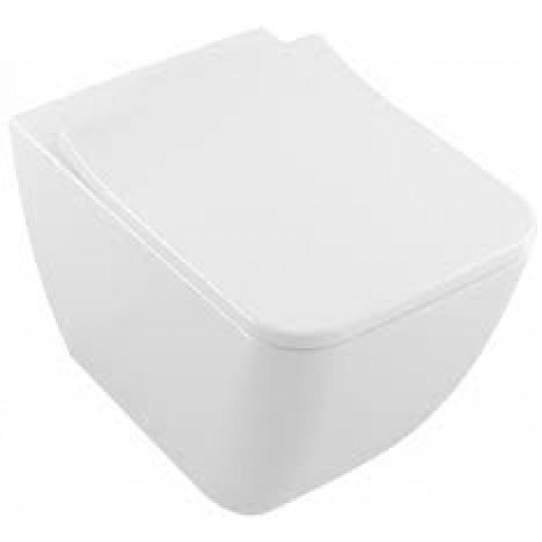 VENTICELLO унитаз 37,5*56см Rimless, напольный, DirectFlush, цвет белый альпин С+