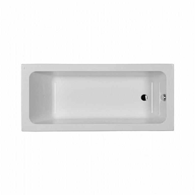 MODO ванна 170*75см, прямоугольная, с покрытием AntiSlide, с ножками, фото 1