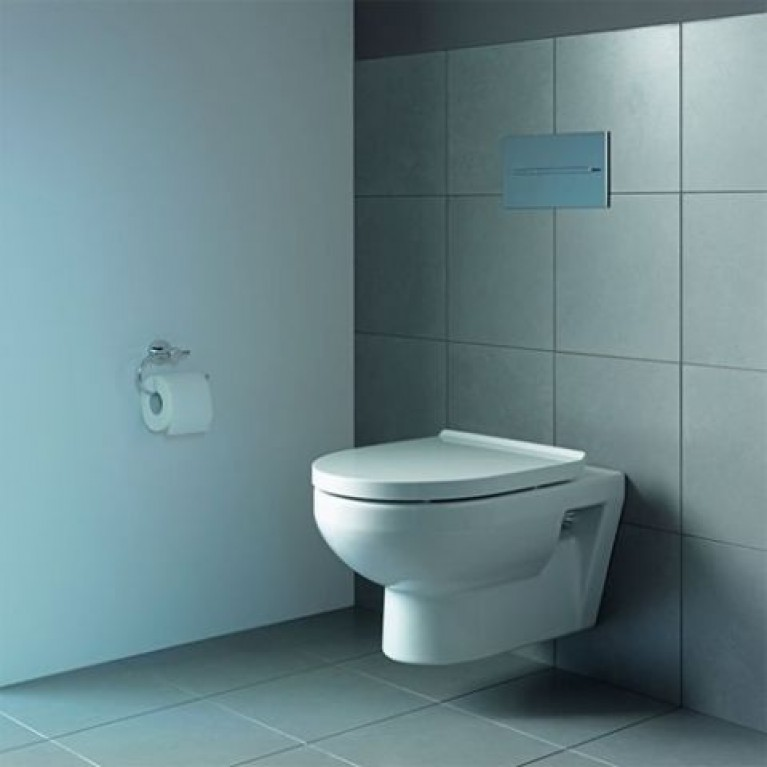 DURASTYLE сиденье для унитаза, с автоматическим закрыванием, съемное 0020790000, фото 2
