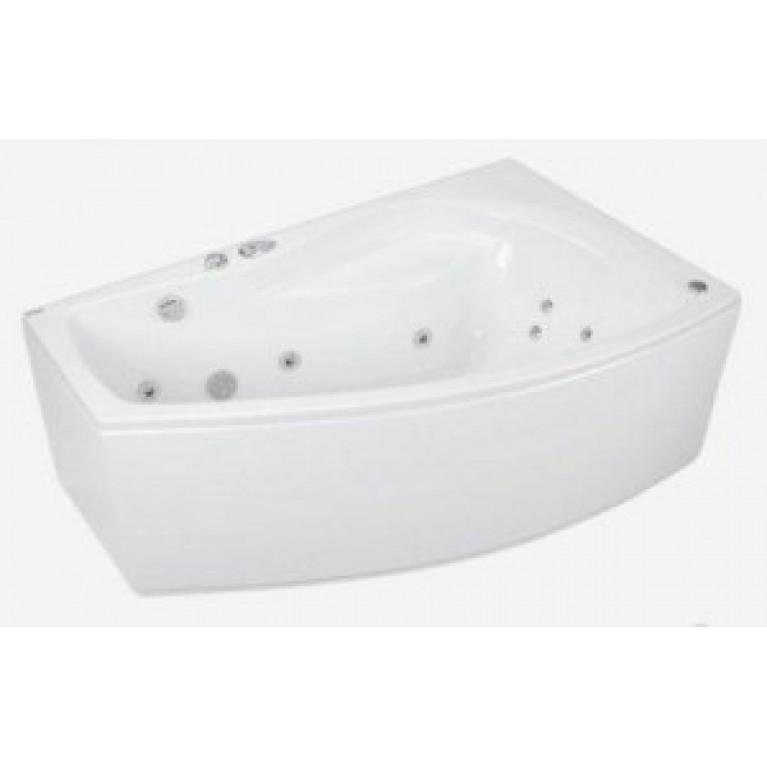 NICOLE ванна  150*90 правая + система  ECONOMY 1