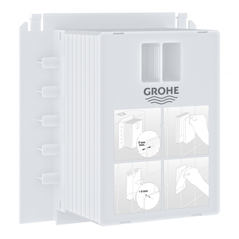GROHE Ревизионный короб для панелей смыва малого размера