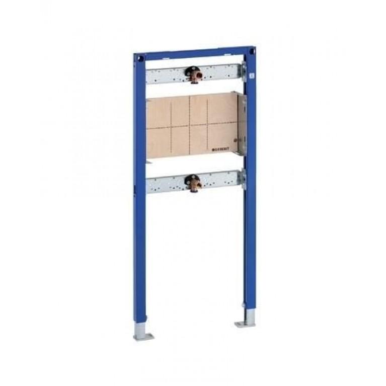 Duofix Монтажный элемент для душа и ванны, 98–112 см, встраиваемый в стену водоразборный кран