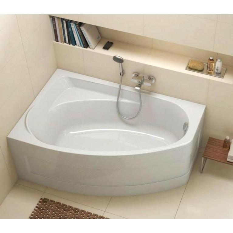MYSTERY ванна 150*95см ассиметричная, левая, без панели (гидром, система эконом), фото 1
