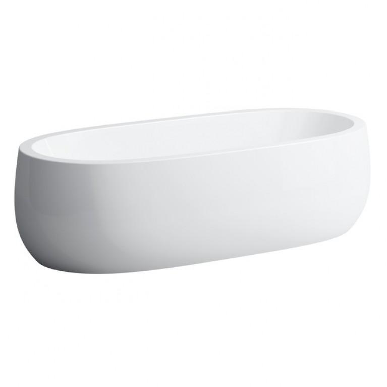 ALESSI ONE ванна 183*87см, отдельностоящая, искусственный камень H2459720000001, фото 2