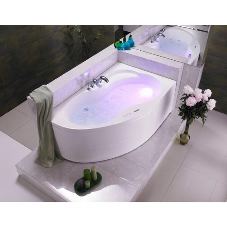MISTRAL ванна  170*105 правая + ножки