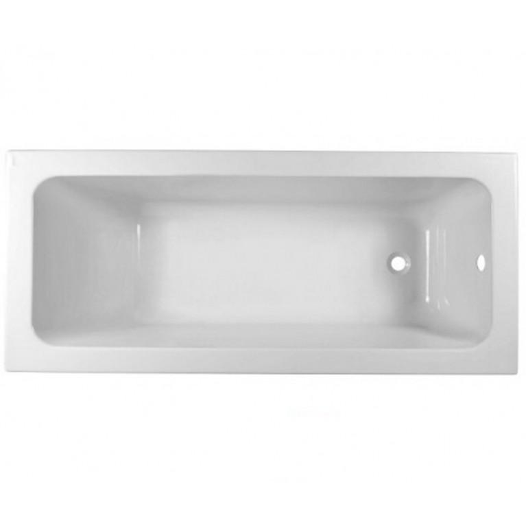 MODO ванна 160*70см, прямоугольная, с покрытием AntiSlide, с ножками, фото 1