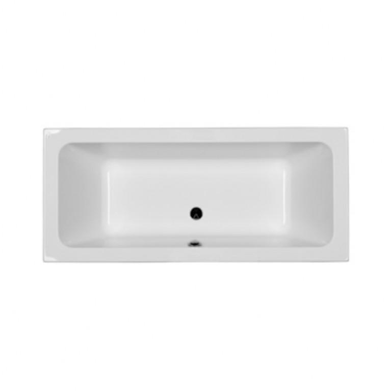 MODO прямоугольная ванна 170*75см, центральный слив, с ножками SN7