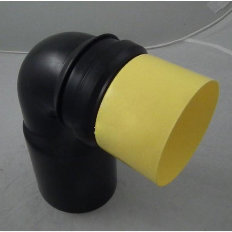 ROCA выпускное колено 90/110 для инсталяции Duplo