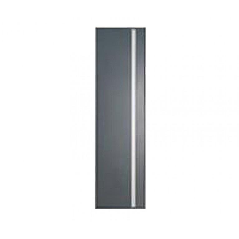KETHO высокий шкаф 180*50см, правый (цвет графит), фото 1