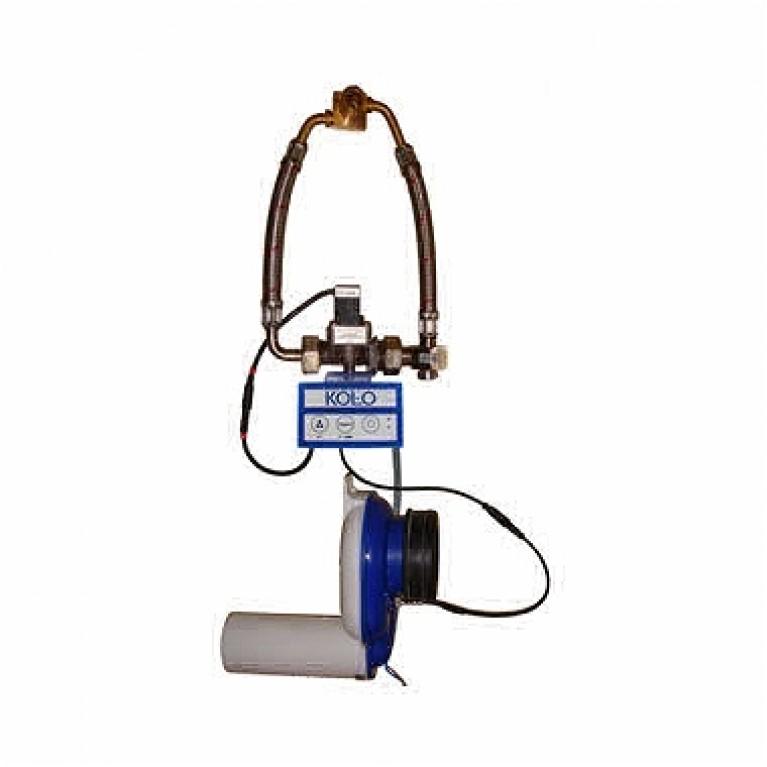 KOLO термическая система смывания, питается от электрической сети(пол.)