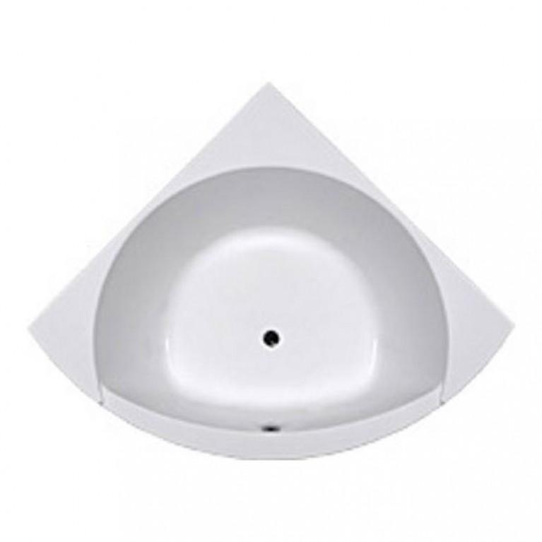 MAGNUM ванна угловая 155*155 см  без панели ( гидром. система эконом), фото 1