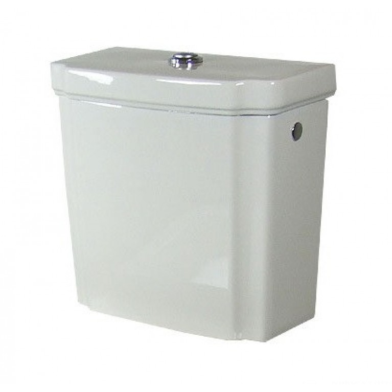 HOMMAGE бачок сливной, цвет white alpin ceramicplus