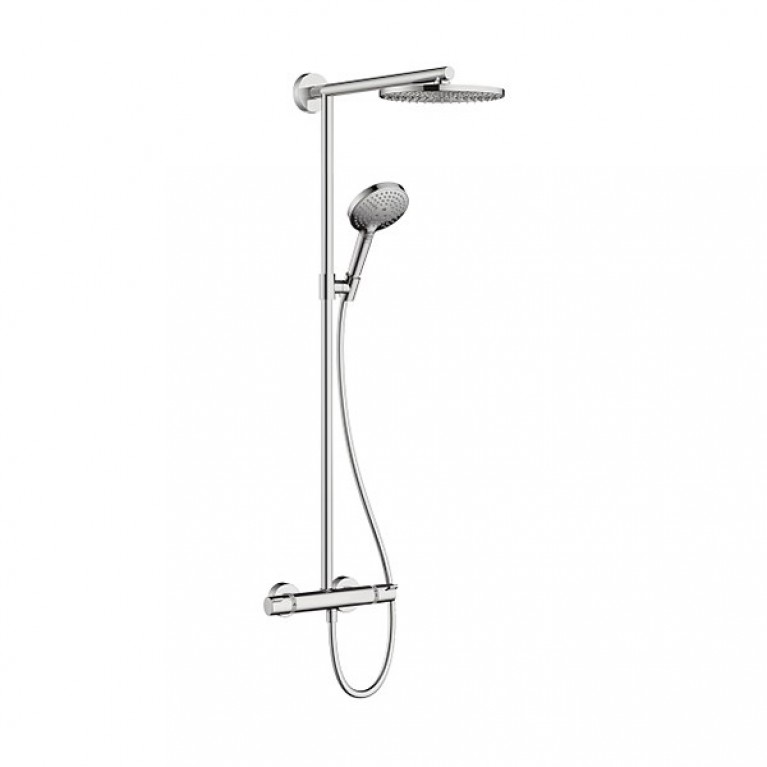 Душевая система, Raindance 240 EcoSmart Showerpipe
