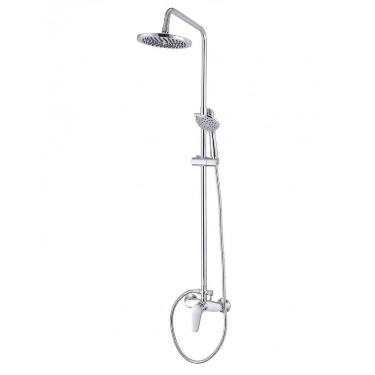 Купить WITOW система душевая (смеситель для душа, верхний и ручной душ) у официального дилера IMPRESE в Украине