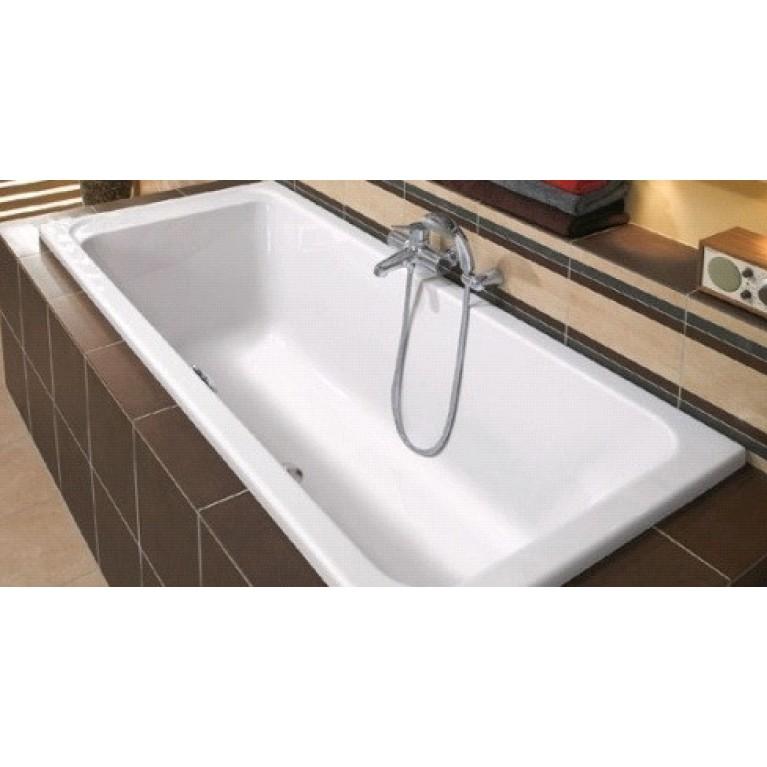 ARCHITECTURA ванна 190*90см, белый альпин UBA199ARA2V-01, фото 3