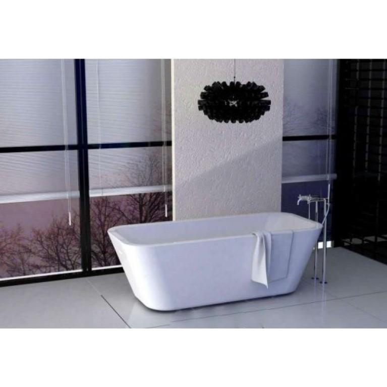 DIVINE ванна 180*80см, с сифоном и ножками A24T444000, фото 3