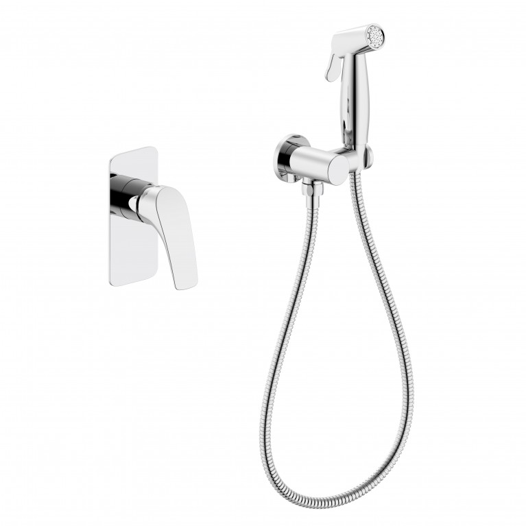 ORLANDO набор (смеситель скрытого монтажа с гигиеническим душем)