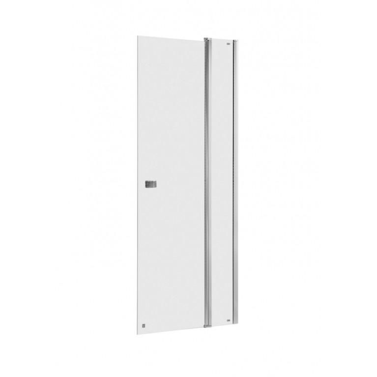 CAPITAL дверь 90*195см, душевая, одностворчатая, с недвижимой частью