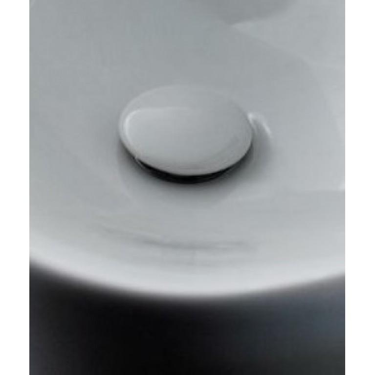LAUFEN донный клапан, керам., цвет белый