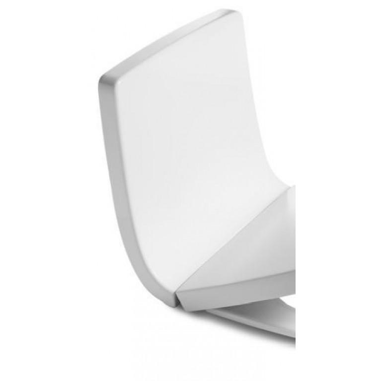 KHROMA съёмная панель на переднюю часть бачка, белый лак